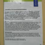 Informatiebord najaar 2012